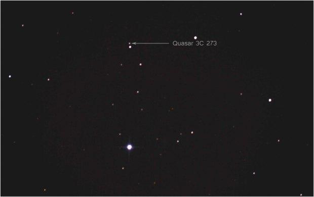 3C 273 (1 von 2)